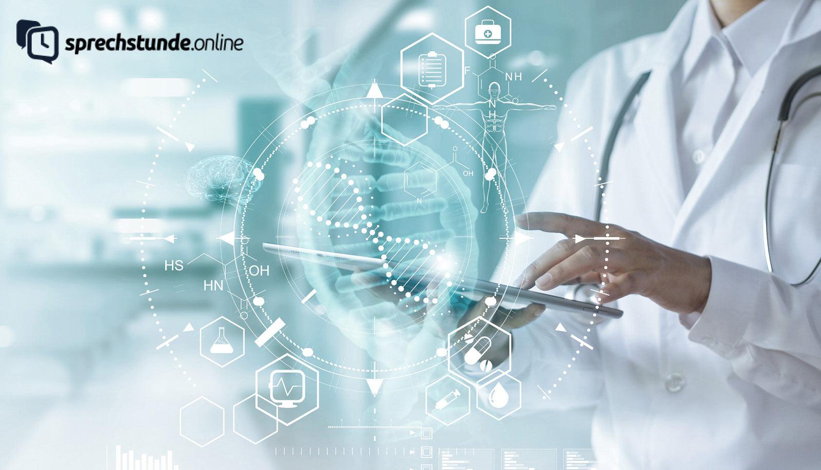 Bitkom Studie 2020 - Aussagen zur Digitalisierung im Gesundheitswesen